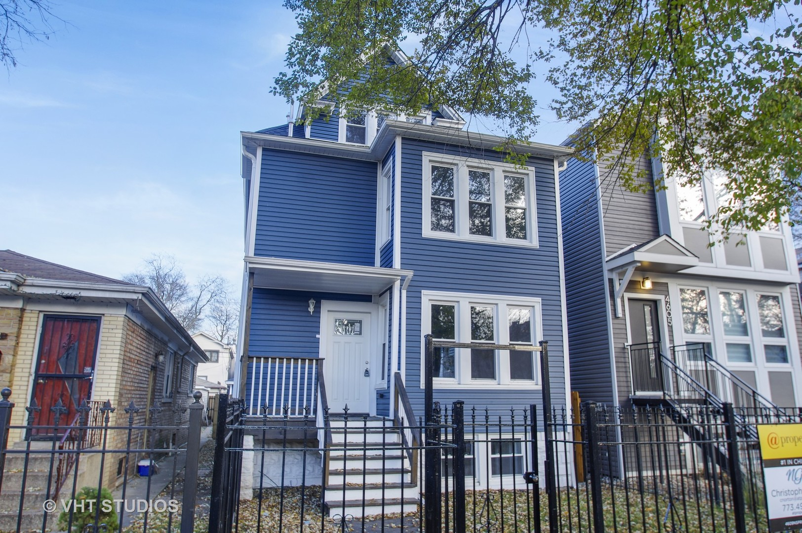 Property for sale at 4609 North Springfield Avenue, Chicago-CHI - Albany Park,  Il 60625