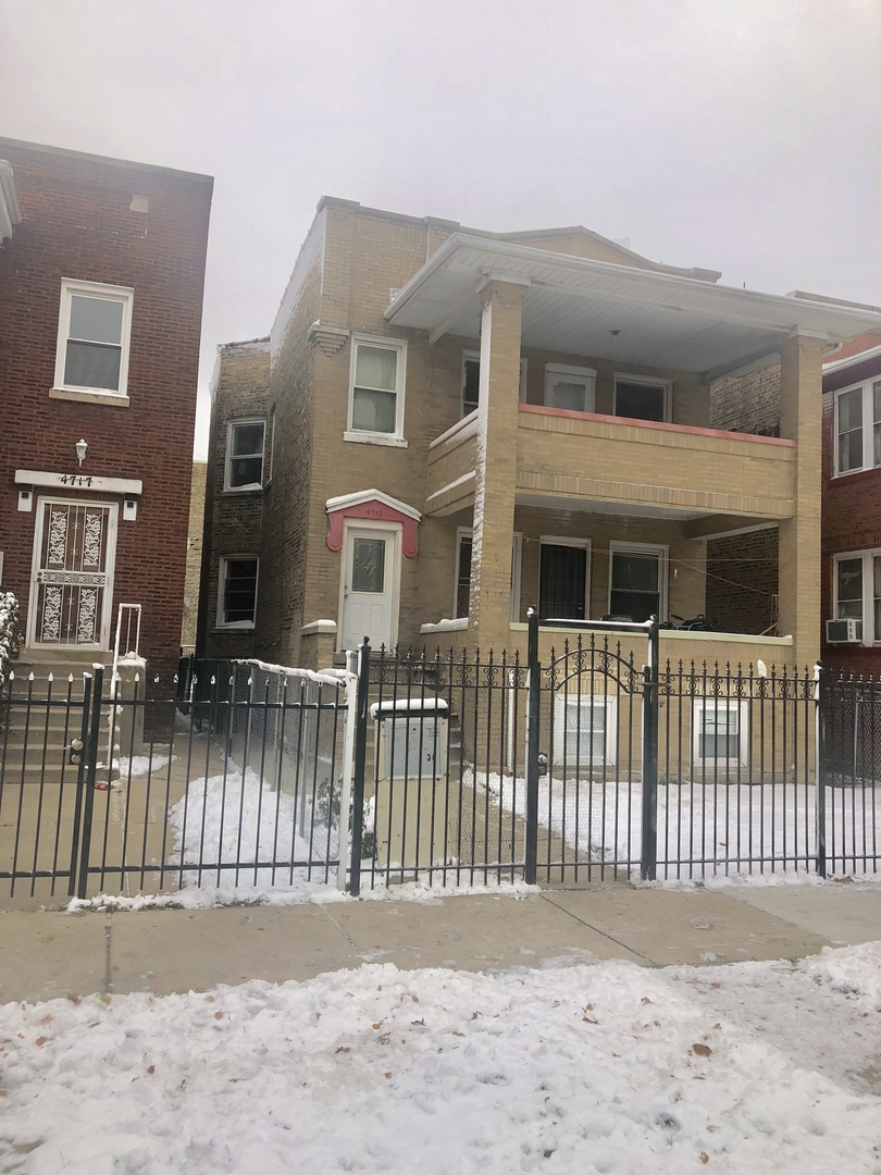 Property for sale at 4713 North St Louis Avenue, Chicago-CHI - Albany Park,  Il 60625