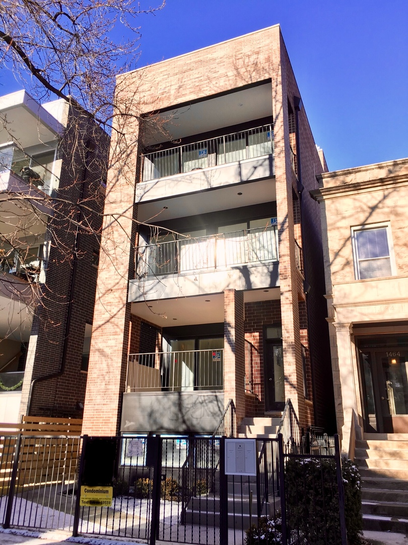 Property for sale at 1466 West Winona Street Unit: 3, Chicago-CHI - Uptown,  Il 60640