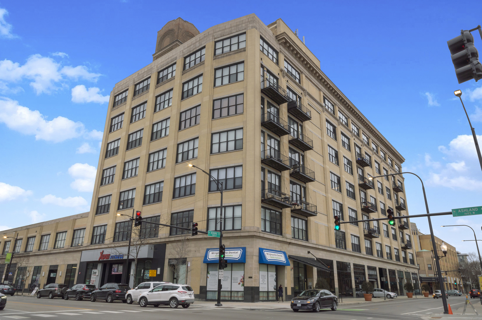 Property for sale at 1601 West School Street Unit: 608, Chicago-CHI - Lake View,  Il 60657