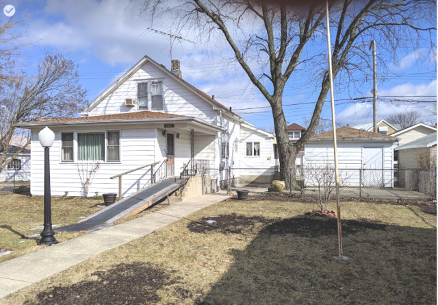 2841 North Rutherford Avenue, CHICAGO, Illinois
