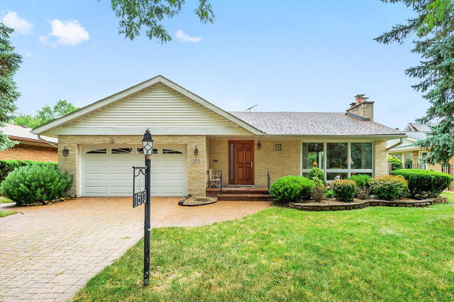 Property for sale at 1510 Stonegate Road, LA GRANGE PARK,  Il 60525