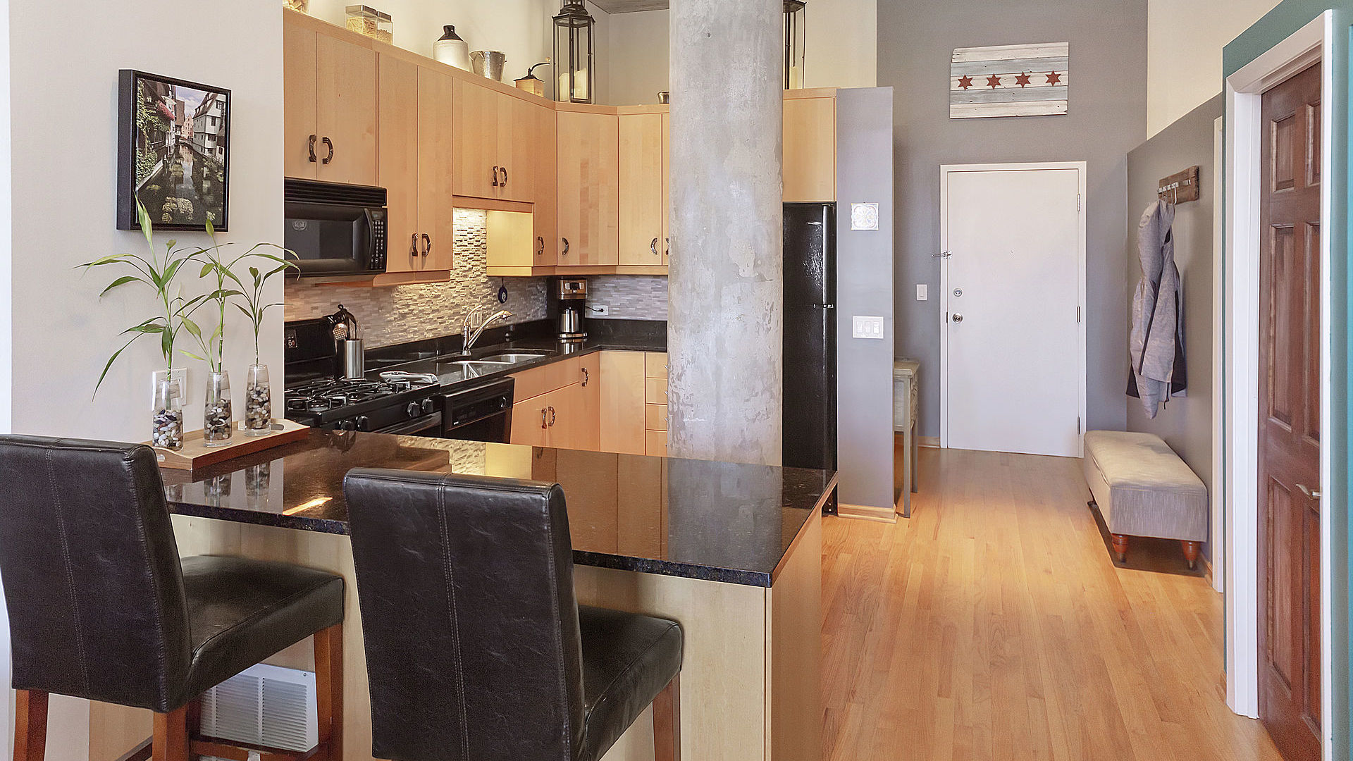 Chicago Lofts For Sale: Concrete, Brick, Timber, Industrial