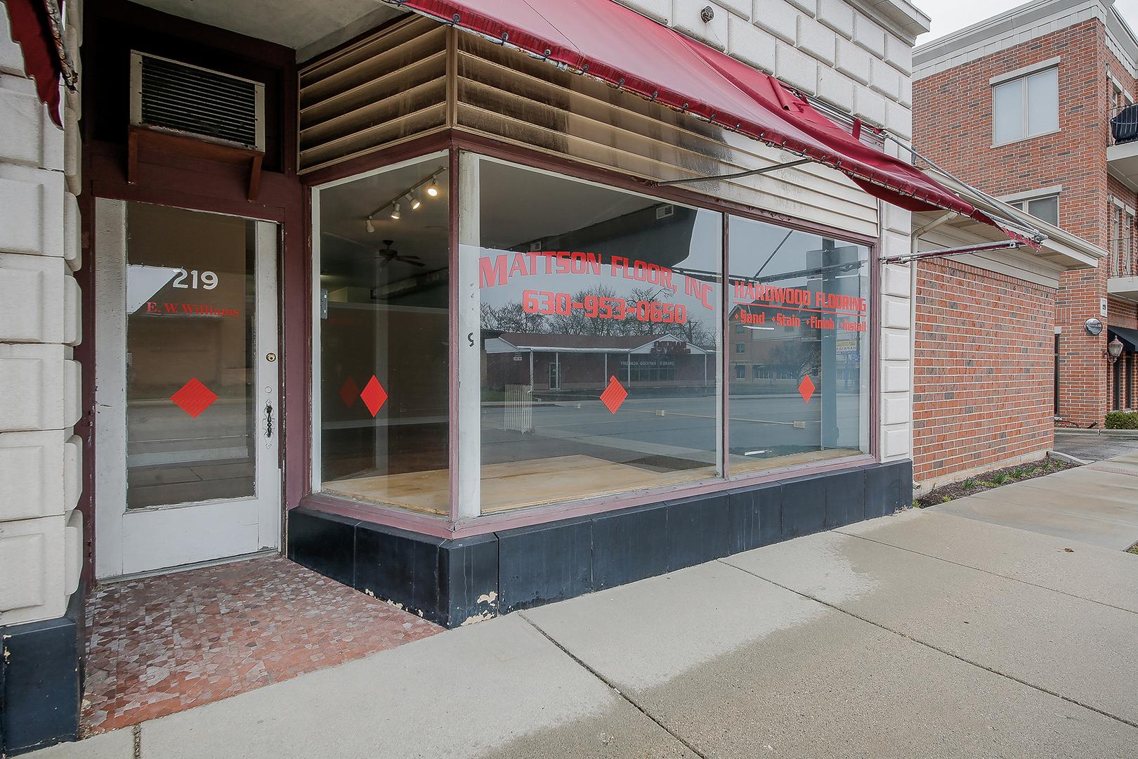 219 S Main St #RETAIL, Lombard, IL 60148