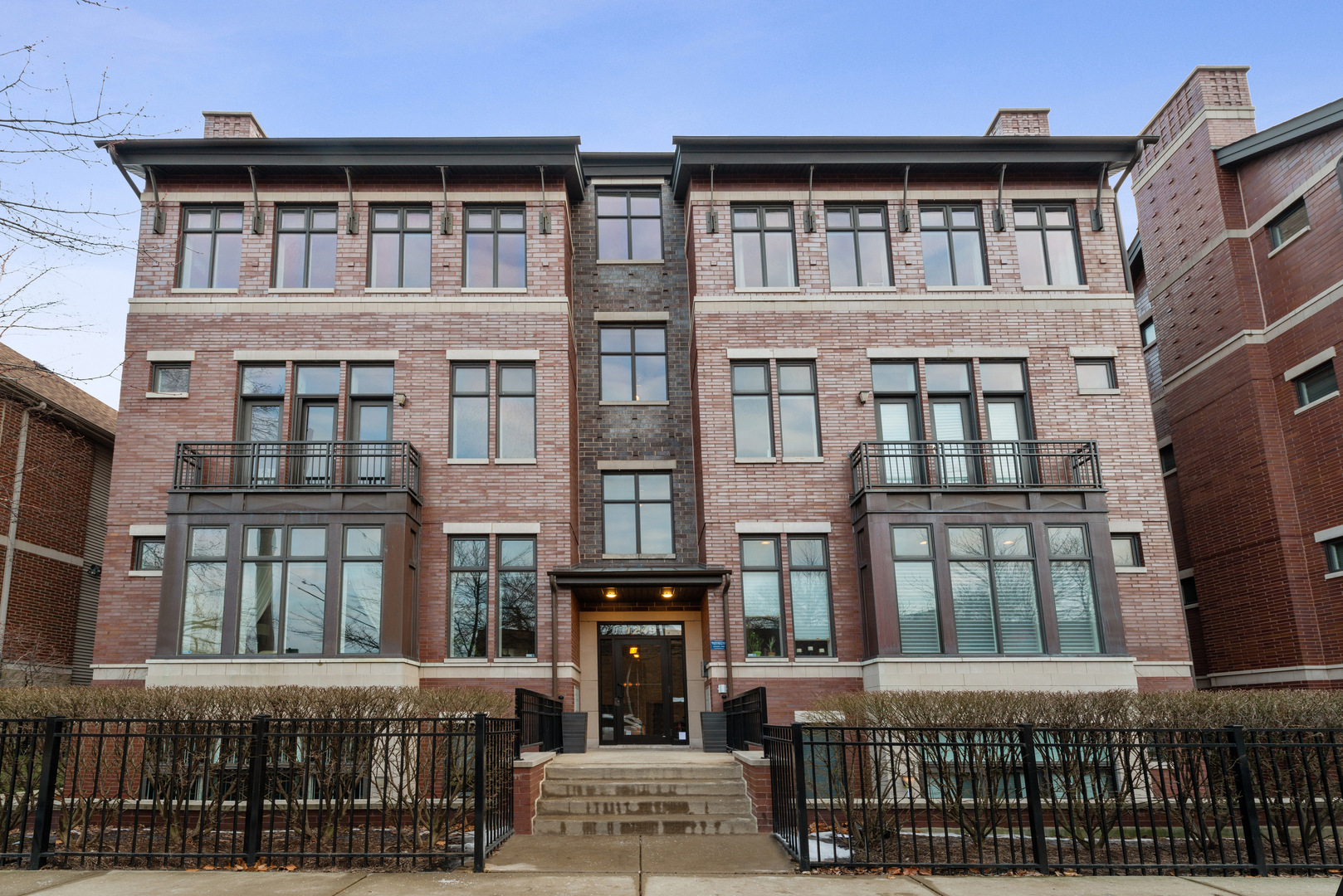 Property for sale at 1249 West Melrose Street Unit: 3E, CHICAGO,  Il 60657