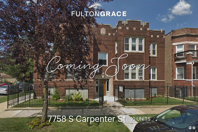 7758 South Carpenter Street, CHICAGO, Illinois
