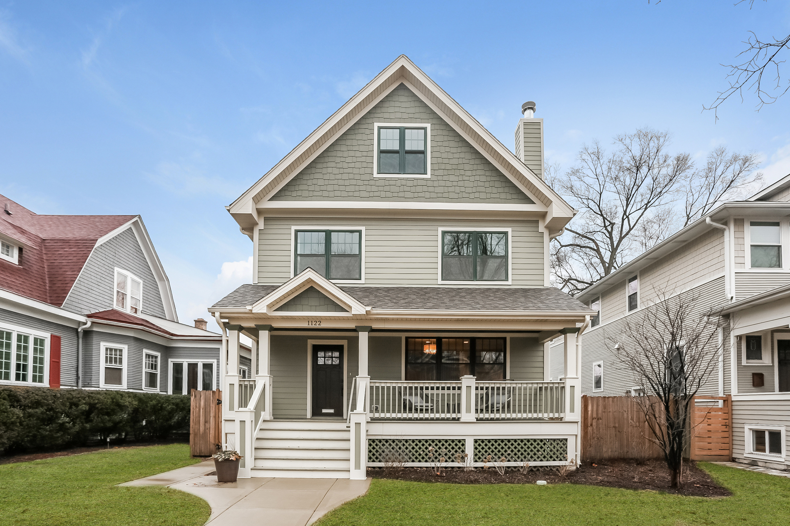 Property for sale at 1122 Wisconsin Avenue, OAK PARK,  Il 60304