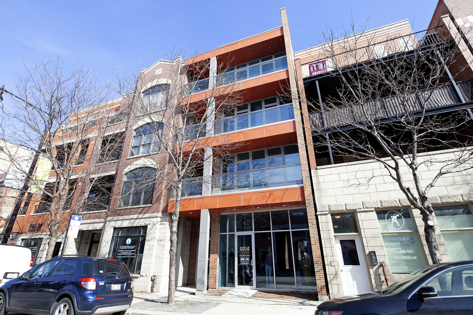 Property for sale at 1722 West Belmont Avenue Unit: PH, CHICAGO,  Il 60657