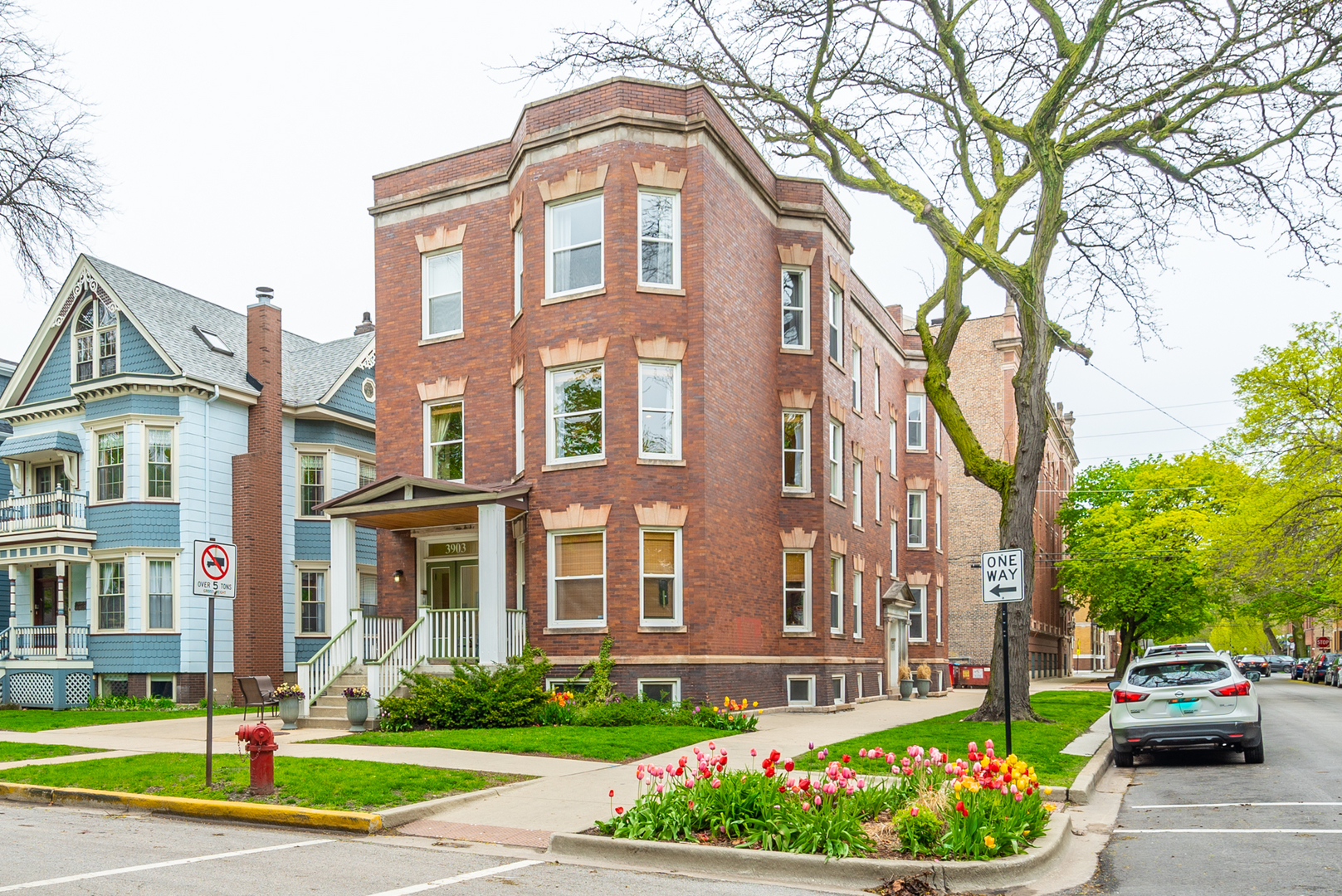 Property for sale at 3903 North Seeley Avenue Unit: 2, CHICAGO,  Il 60618