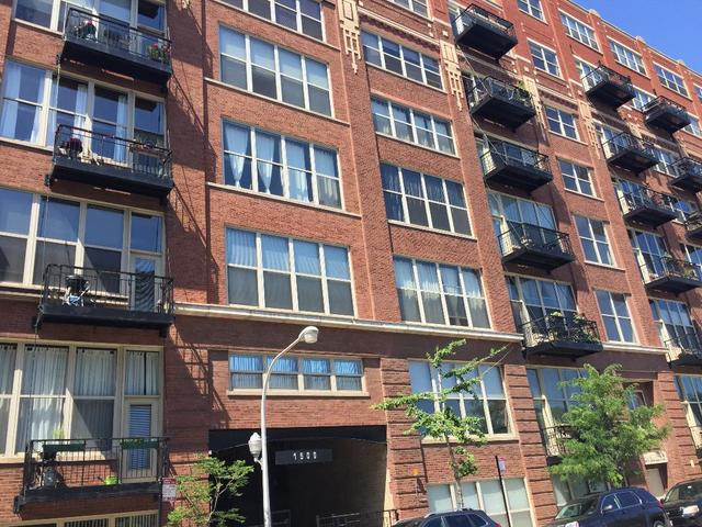 Property for sale at 1500 West Monroe Street Unit: 224, CHICAGO,  Il 60607