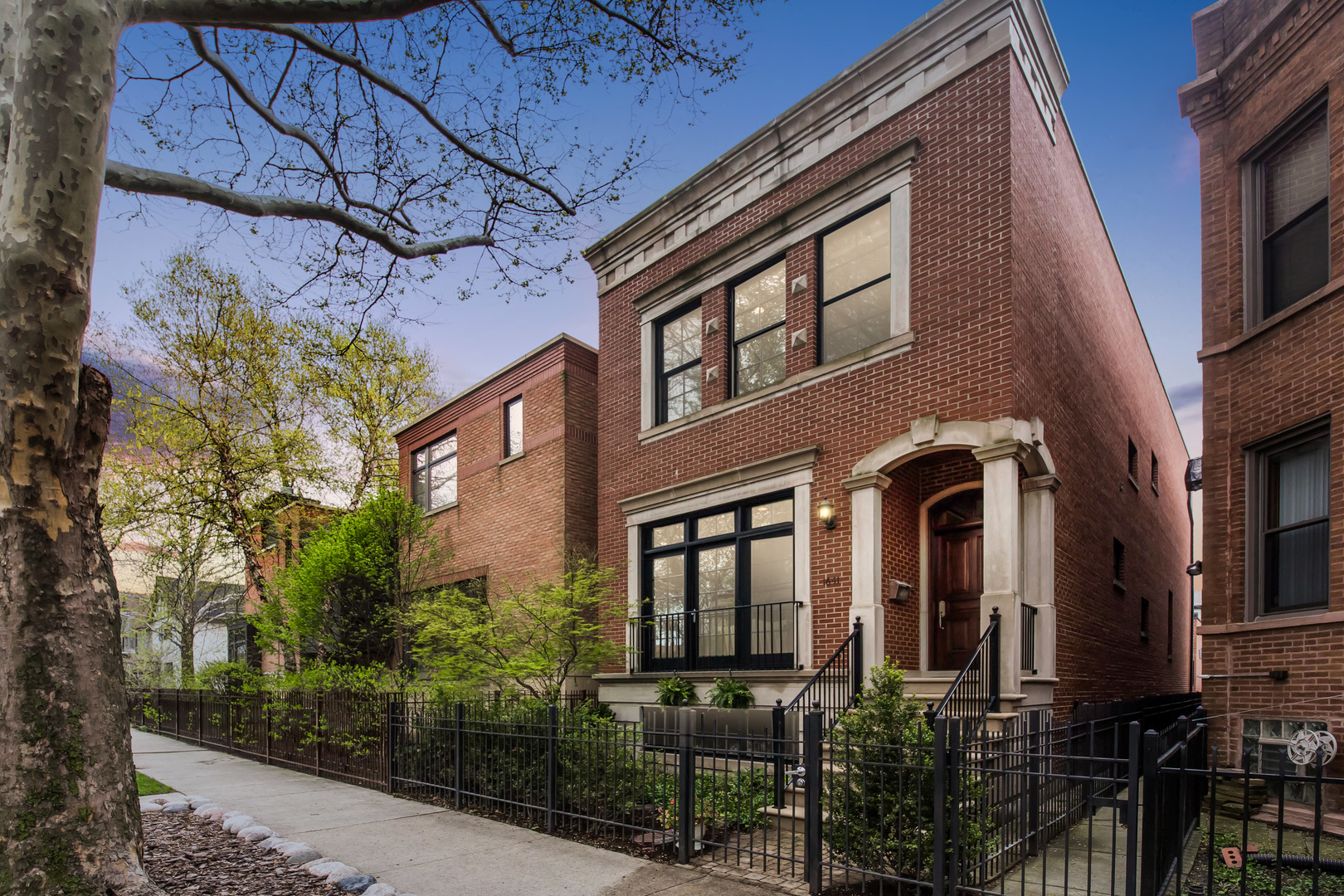Property for sale at 1641 West Byron Street, CHICAGO,  Il 60613