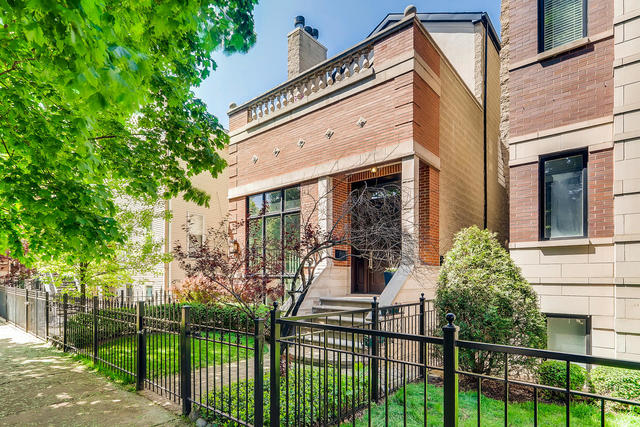 Property for sale at 1220 West Melrose Street, CHICAGO,  Il 60657