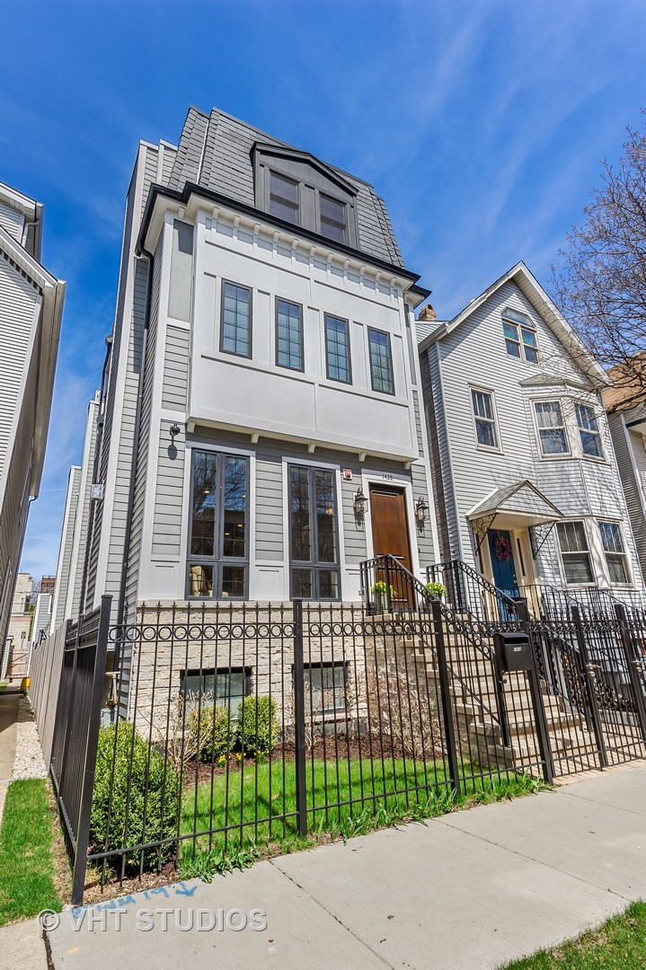 Property for sale at 1428 West George Street, CHICAGO,  Il 60657