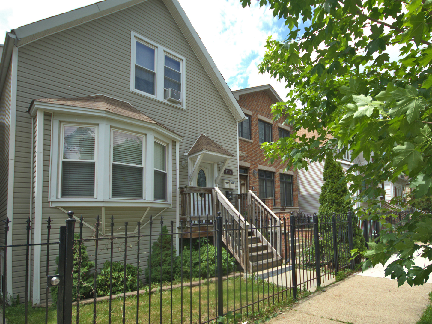 Property for sale at 3718 North Sacramento Avenue Unit: 2, Chicago,  Il 60618