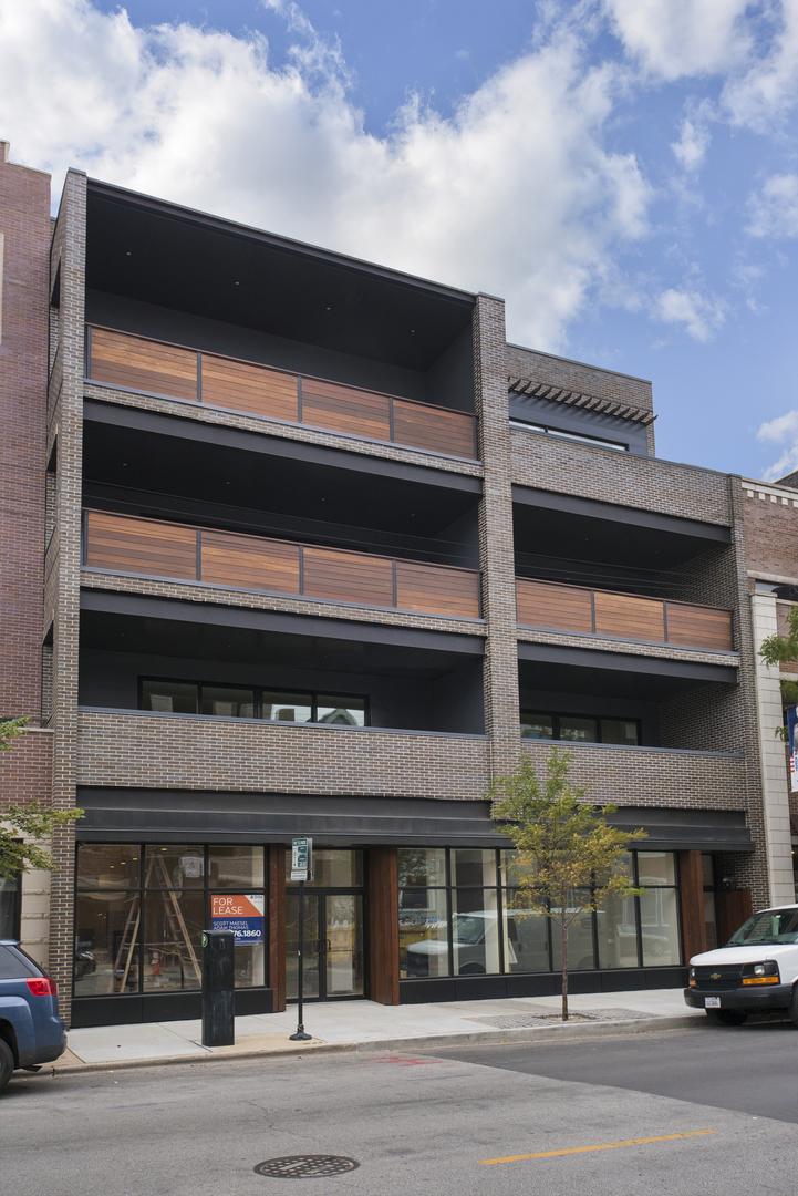 Property for sale at 1342 West Belmont Avenue Unit: 3W, CHICAGO,  Il 60657