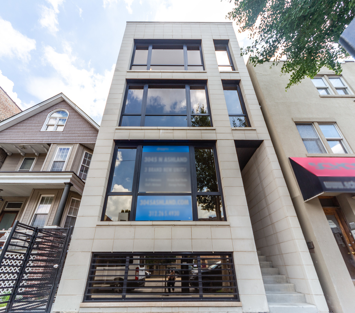 Property for sale at 3045 North Ashland Avenue Unit: 3, CHICAGO,  Il 60657