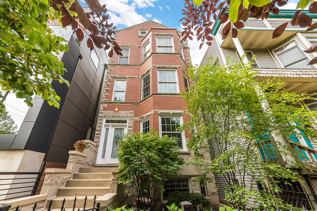 Property for sale at 1219 West Melrose Street Unit: 3, CHICAGO,  Il 60657