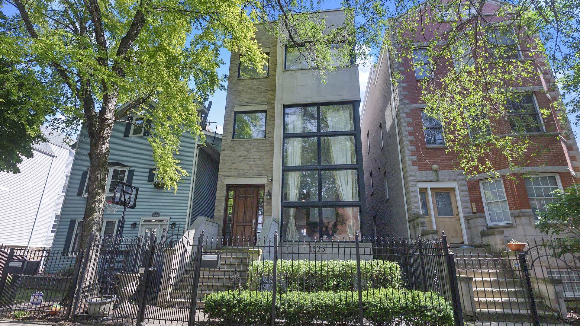Property for sale at 1523 West School Street, CHICAGO,  Il 60657