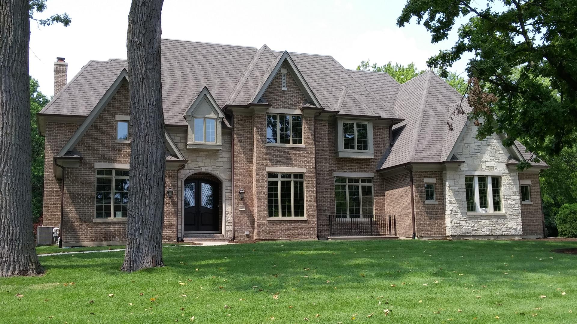 Oak Brook                                                                      , IL - $3,000,000