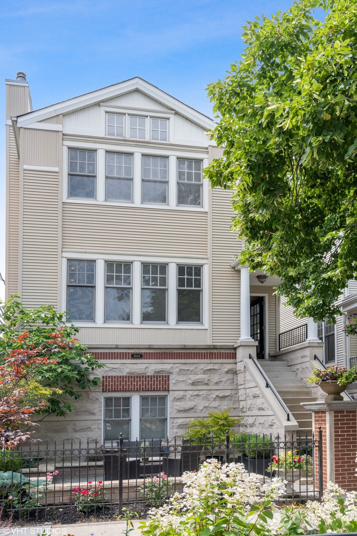 Property for sale at 3848 North Greenview Avenue, CHICAGO,  Il 60613