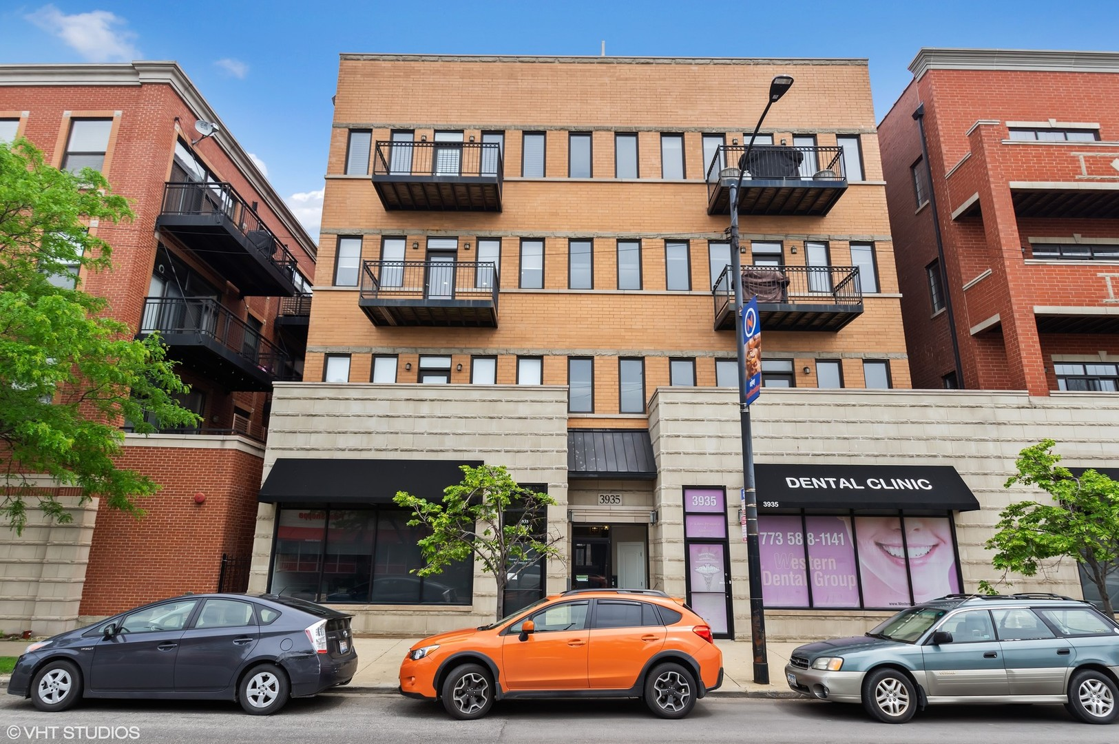 Property for sale at 3935 North Western Avenue Unit: 2N, CHICAGO,  Il 60618