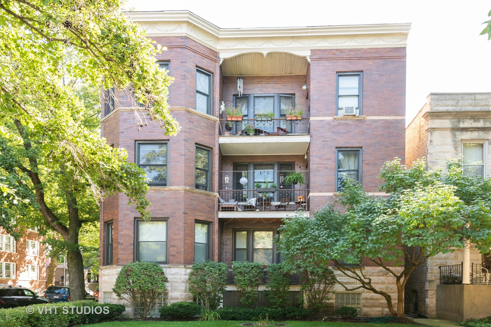 Property for sale at 2053 West Byron Street Unit: 1E, Chicago,  Il 60618