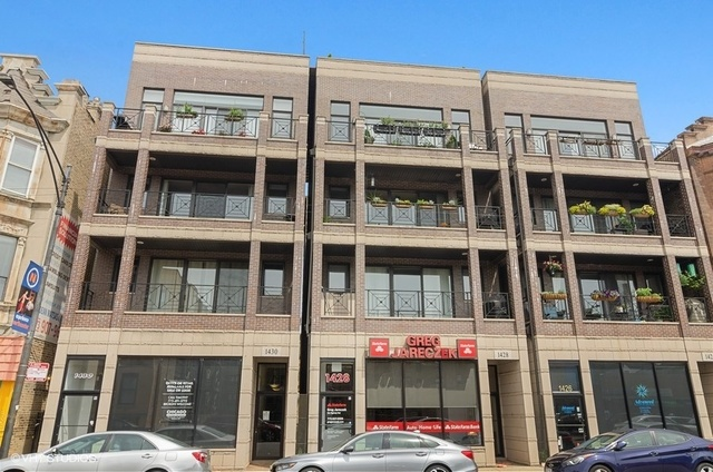 Property for sale at 1430 West Irving Park Road Unit: 3, Chicago,  Illinois 60613