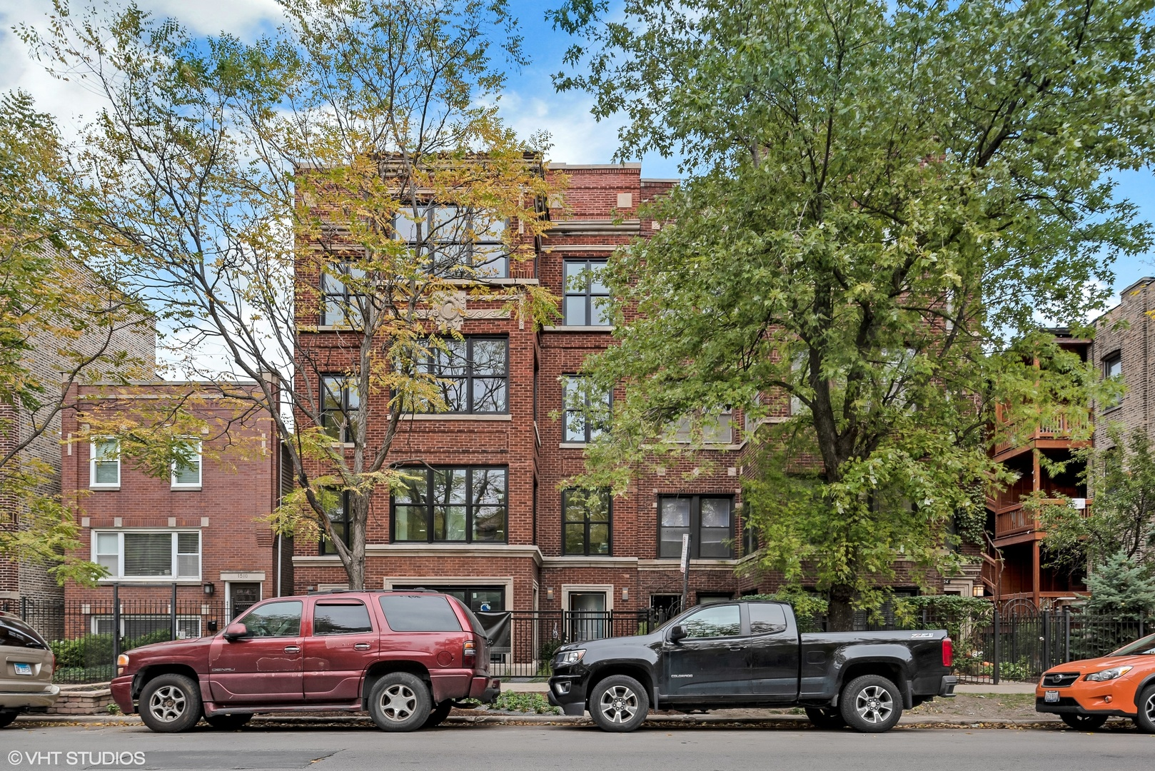 Property for sale at 1508 West Addison Street Unit: 2, Chicago,  Illinois 60657