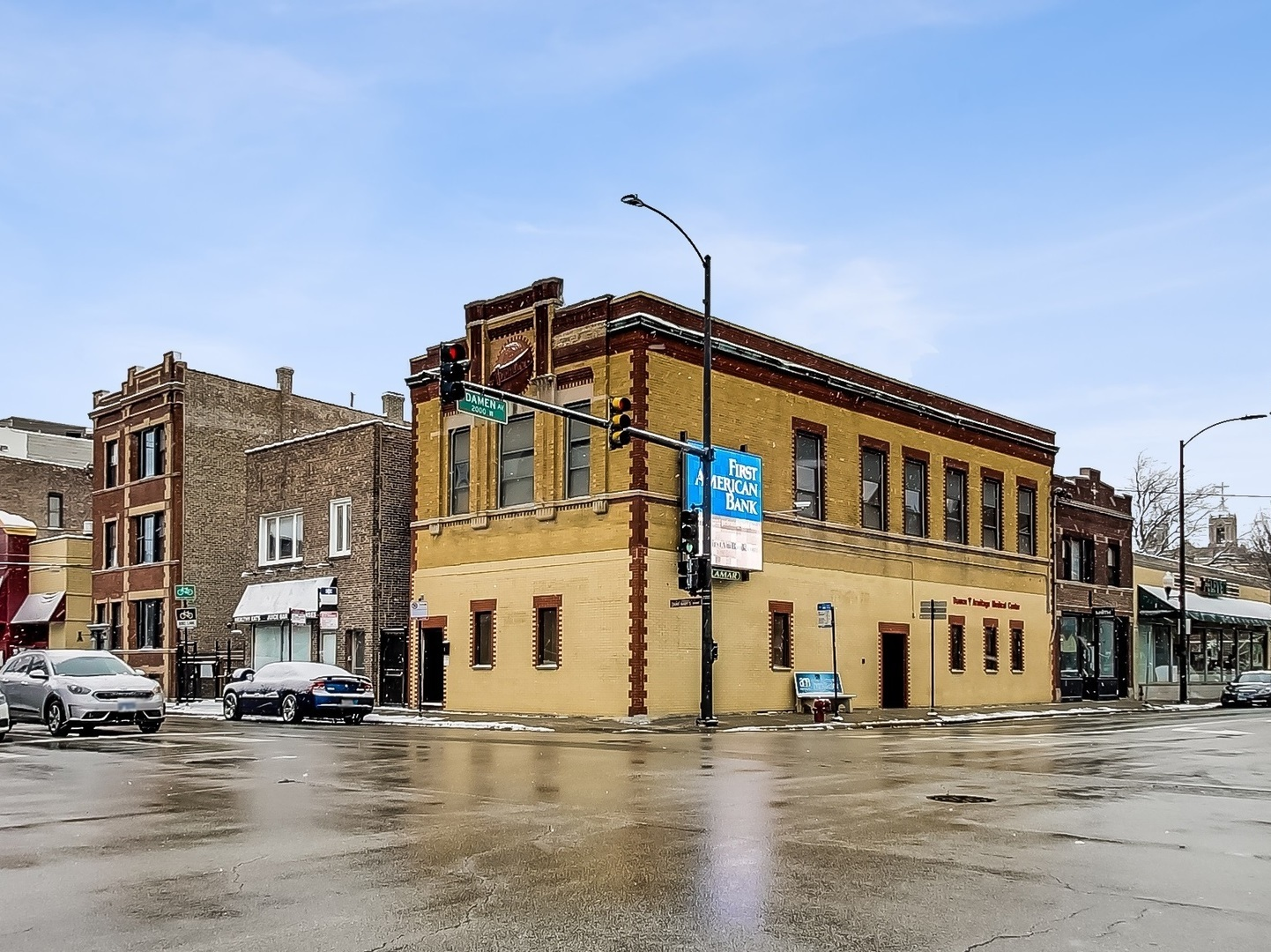 2000 Armitage Avenue, Chicago, Illinois 60647, ,Two To Four Units,For Sale,Armitage,10641031