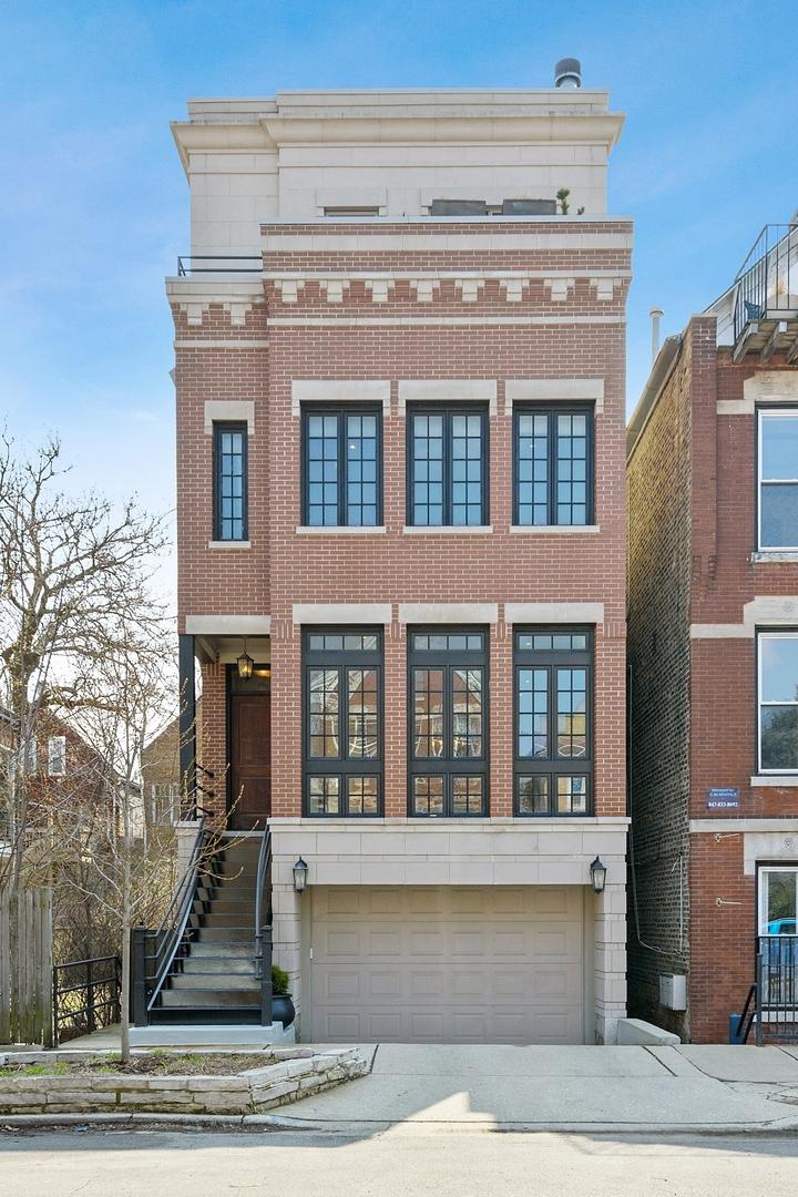 2139 Webster Avenue, Chicago, Illinois 60647, 4 Bedrooms Bedrooms, ,4 BathroomsBathrooms,Detached Single,For Sale,Webster,10683089