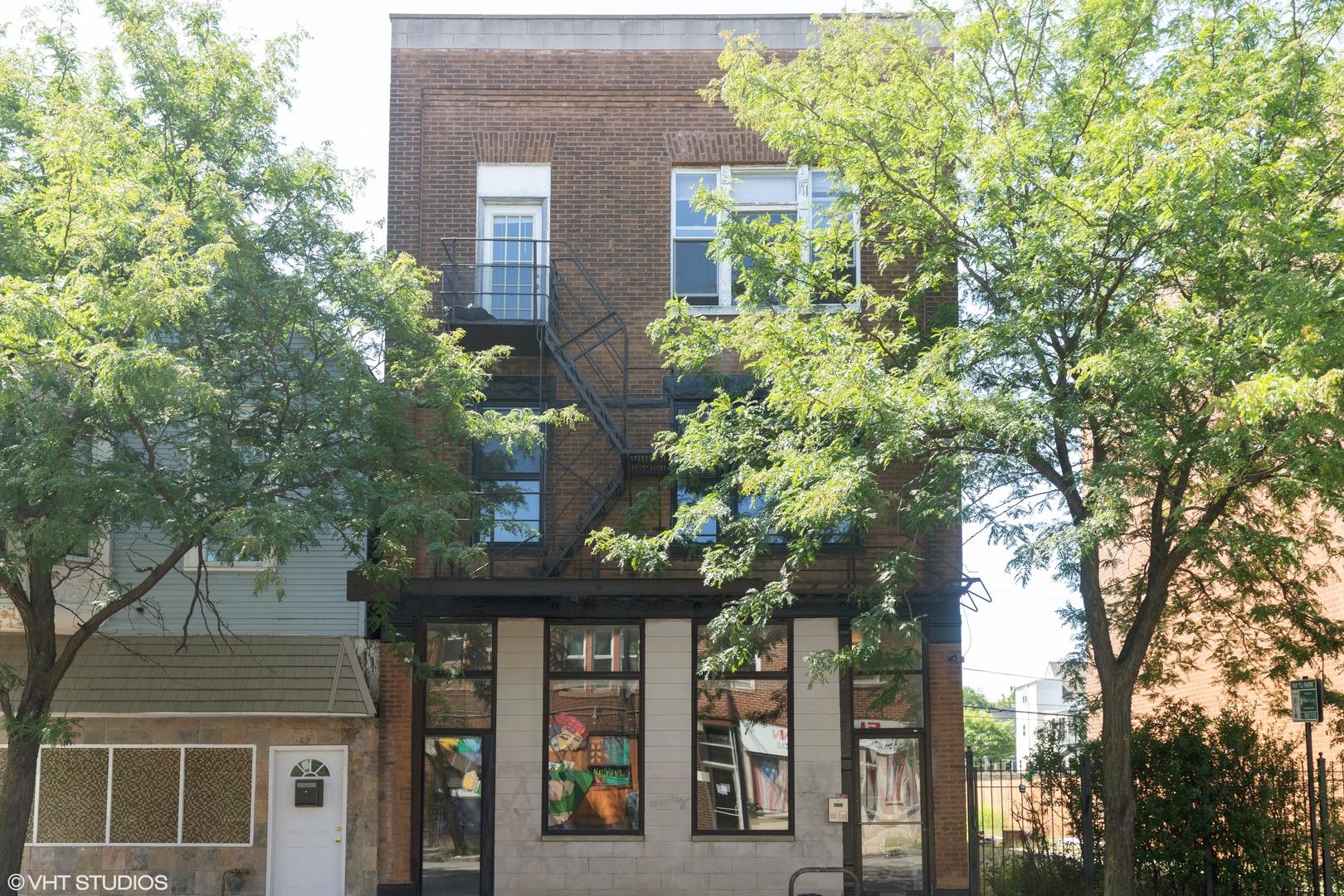 3421 Armitage Avenue, Chicago, Illinois 60647, ,Multi family 5+,For Sale,Armitage,10830692