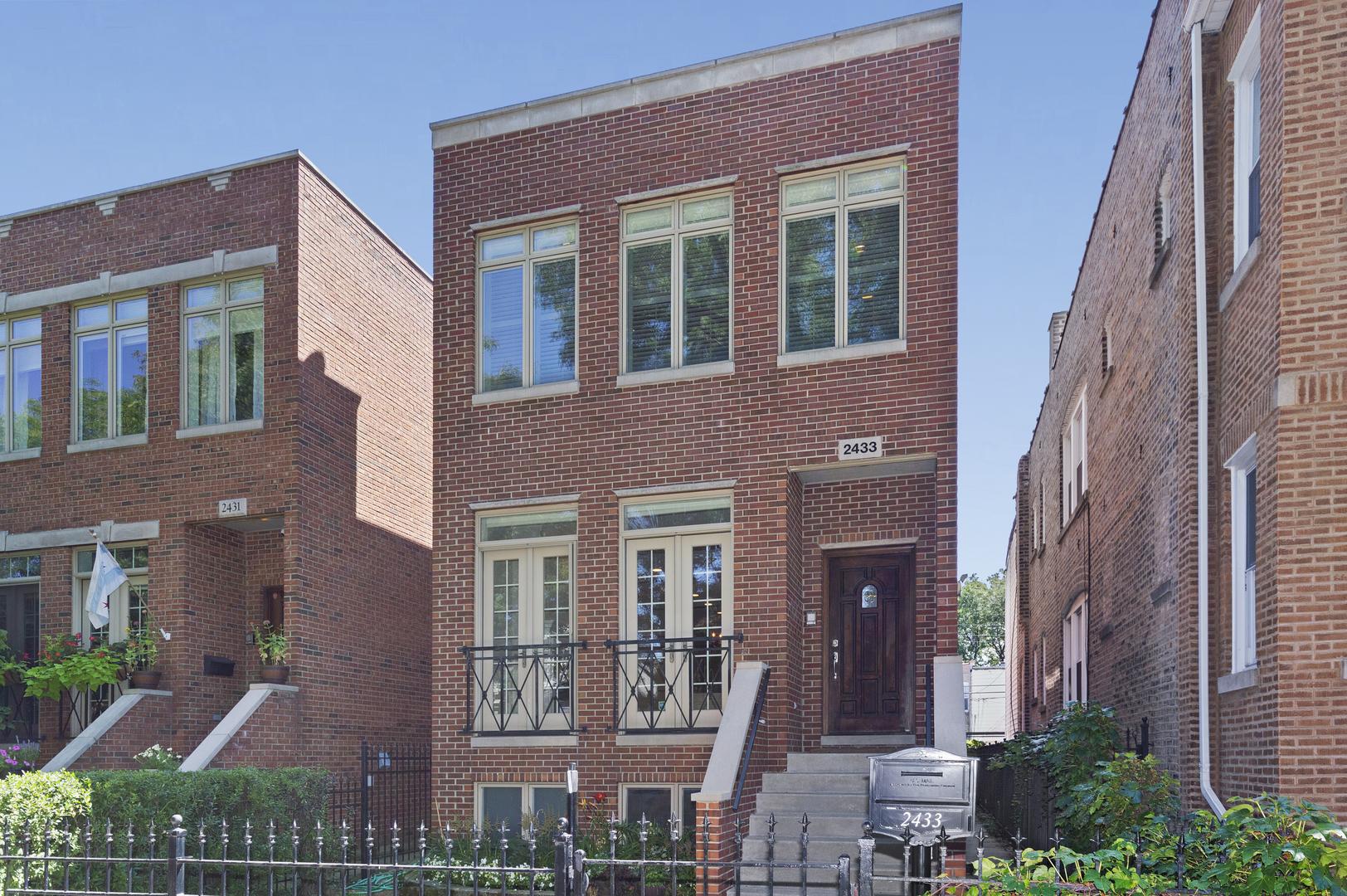 2433 WINONA Street, Chicago, Illinois 60625, 4 Bedrooms Bedrooms, ,4 BathroomsBathrooms,Detached Single,For Sale,WINONA,10909963