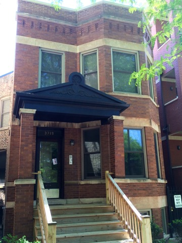 Property for sale at 3719 North Damen Avenue Unit: 2, CHICAGO,  Il 60618