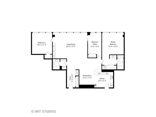 2400 North Lakeview Avenue, #2705, Chicago, IL, 60614 | Prime Real ...