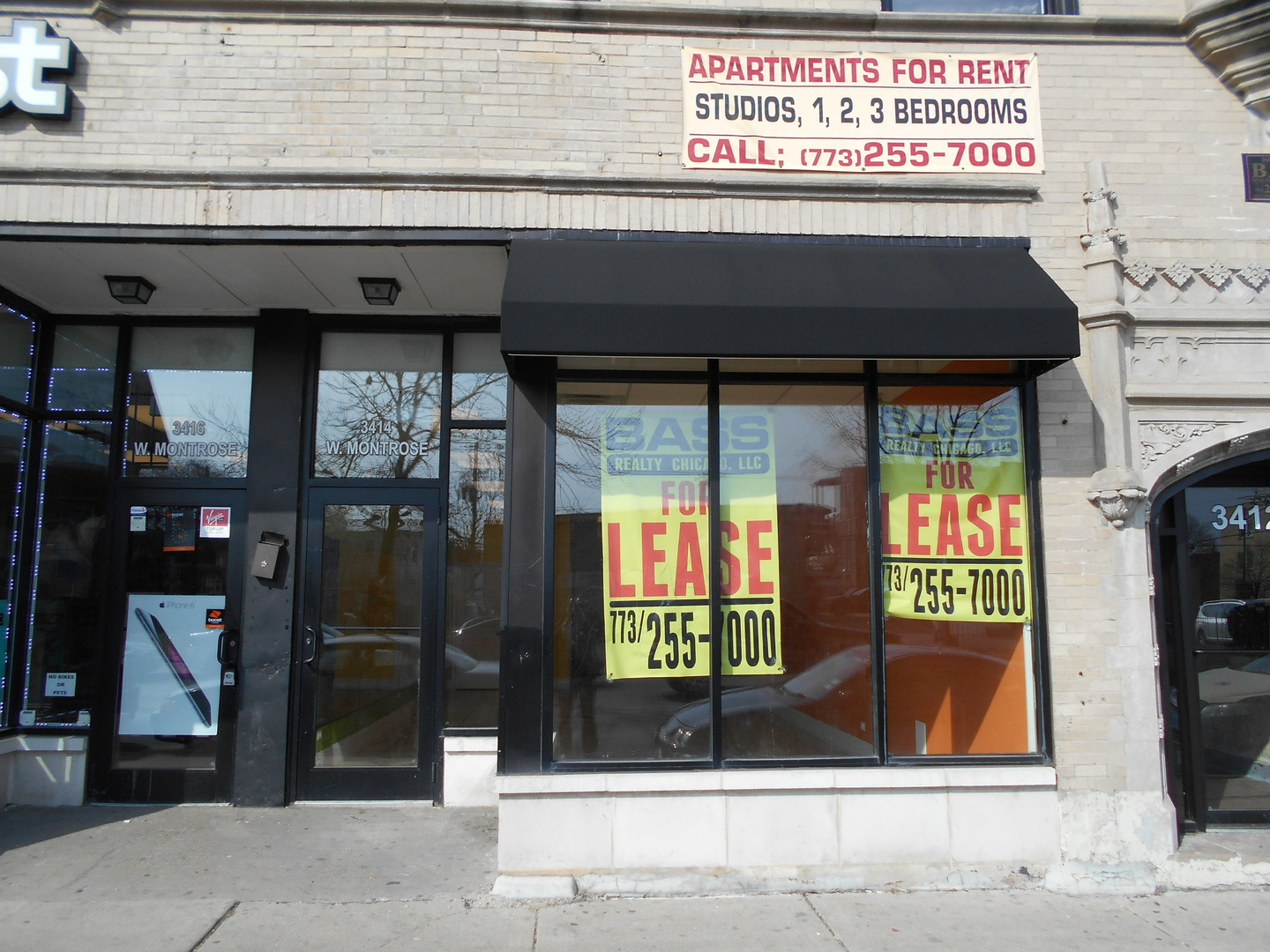 3414 West Montrose Avenue, #STORE, Chicago, IL 60618