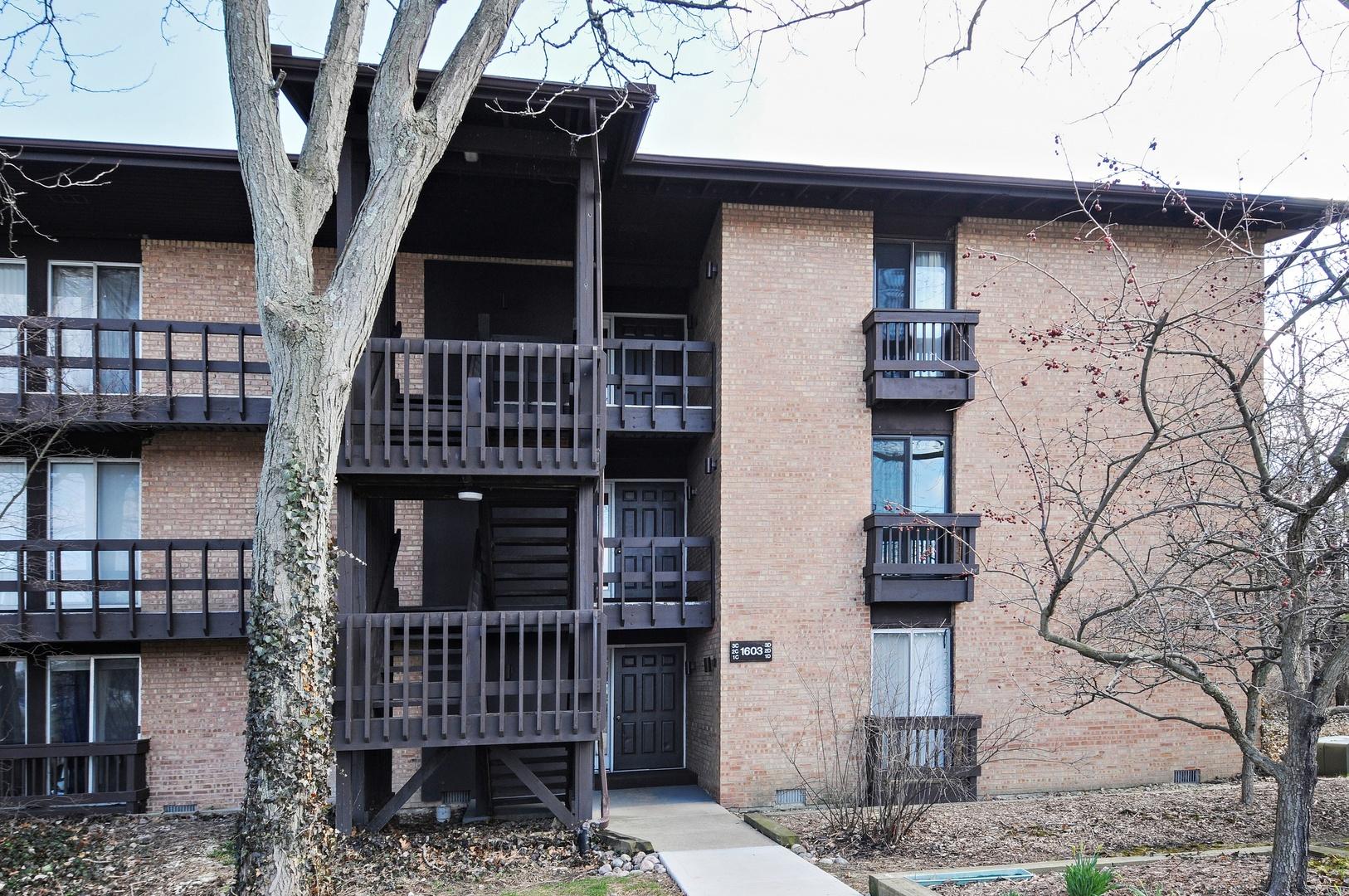 ... 1603 Maple Terrace, #2D, Lisle, IL 60532 ...
