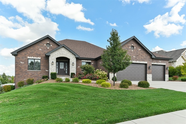 Property for sale at 19301 Beaver Creek Court, Mokena,  Il 60448