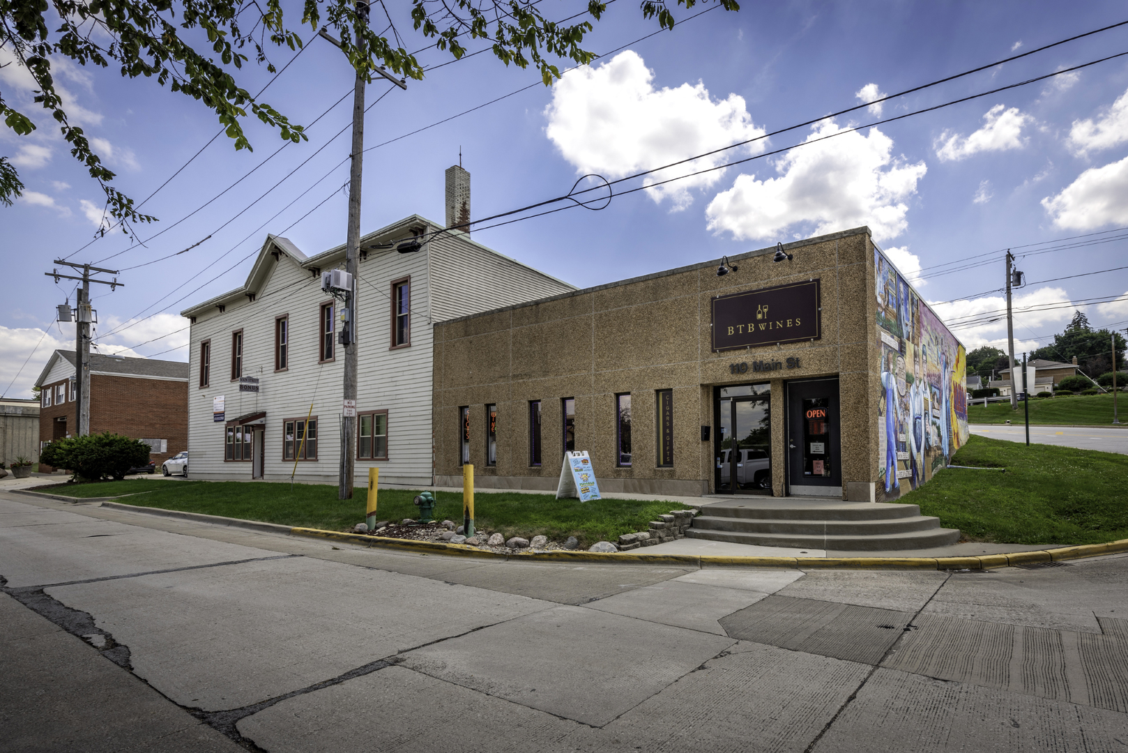 Property for sale at 110-12 Main Street, LEMONT,  Il 60439