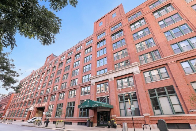 411 W ONTARIO Street Unit 214, Chicago IL 60610