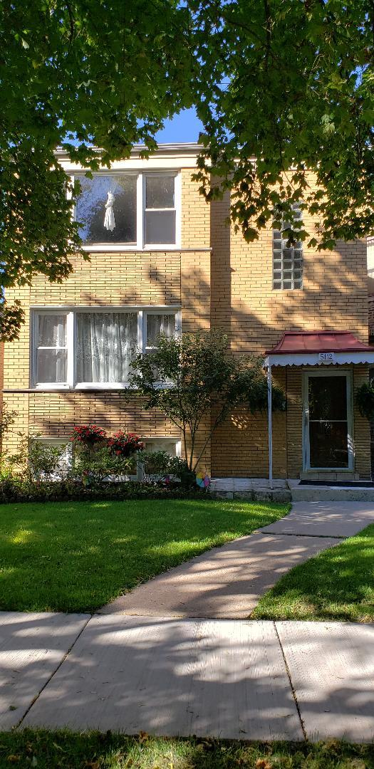 Great investment opportunity in the heart of Jefferson Park. Walking distance to Metra/Blue Line, st