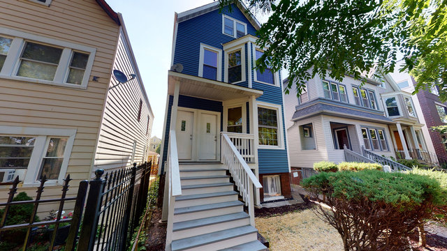 Vacant & easy to show. 3D Tour. This is the one!!!! Newly renovated spacious units. 1st unit is dupl