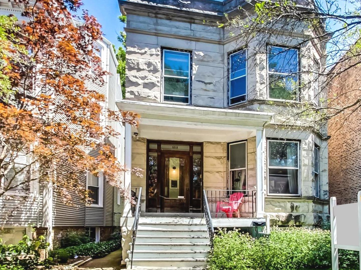 Incredible INVESTOR OPPORTUNITY. This tastefully updated 3-unit Greystone is located in the desirabl